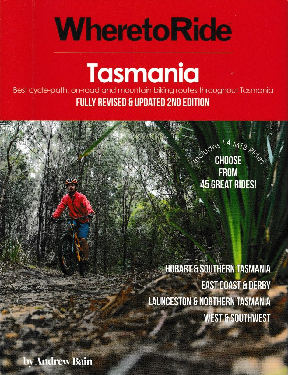 Where to Ride in Tasmania - Biking Routes