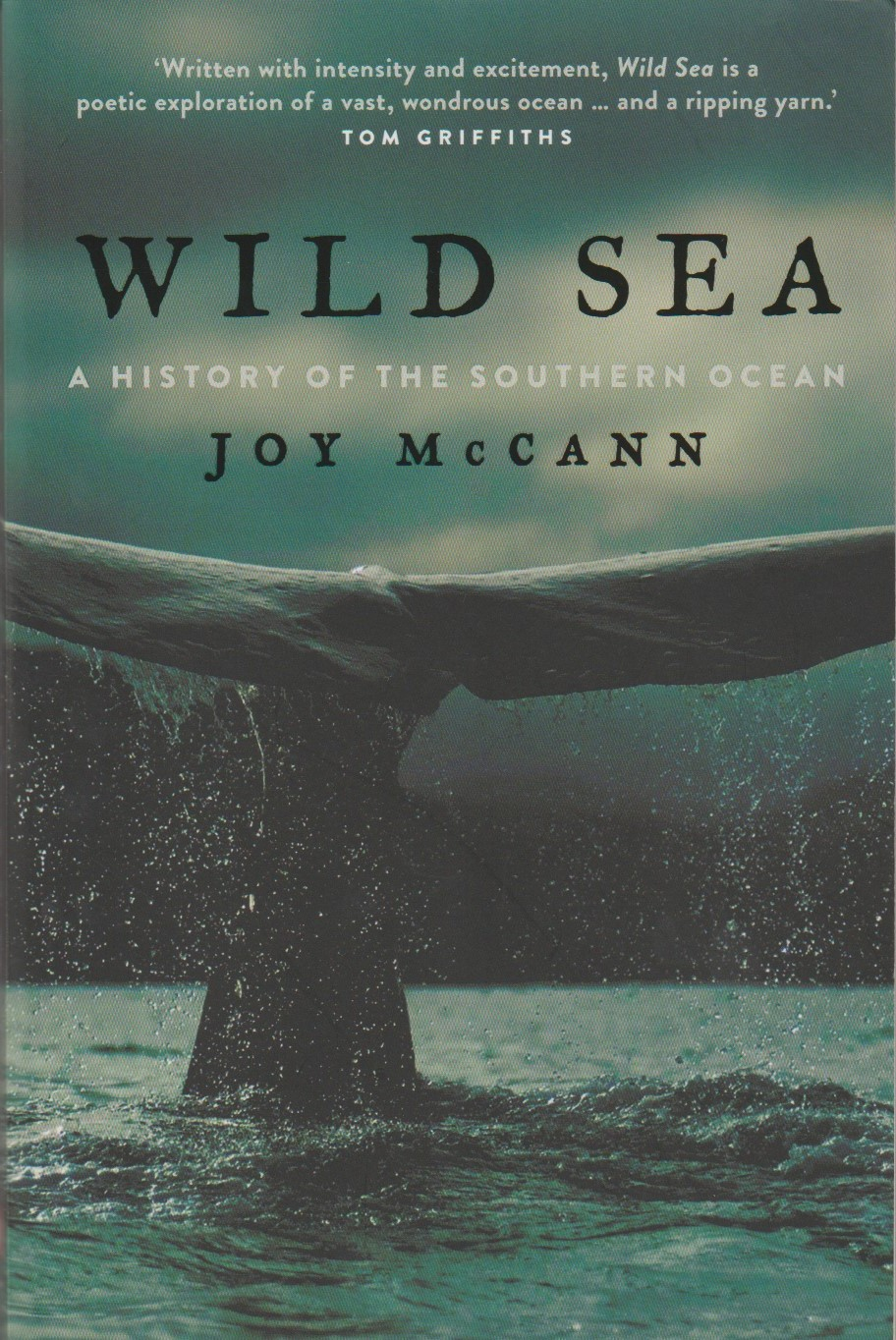 Wild Sea - A history of the Southern Ocean