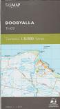 TASMAP Boobyalla map