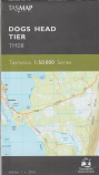 TASMAP Dogs Head Tier map