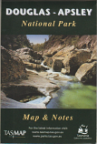 TASMAP Douglas-Apsley National Park map & notes