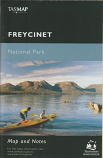 TASMAP Freycinet National Park map and notes