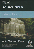 TASMAP Mount Field National Park walk map and notes