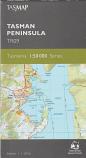 TASMAP Tasman Peninsula map