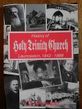 History of Holy Trinity Church Launceston 1842-1989