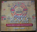 Murphy's Signals Hobart Town - colonial ship flags and semaphore signal charts