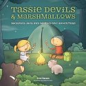 Tassie Devils & Marshmallows - Backpack Jack and Bella's epic adventure