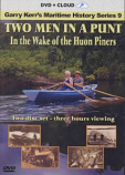 Two Men in a Punt in the Wake of the Huon Piners - DVD